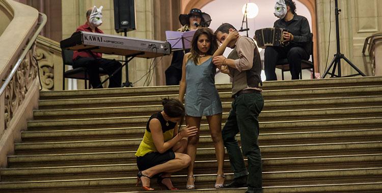 Tango Inside Out Berlin Kicks