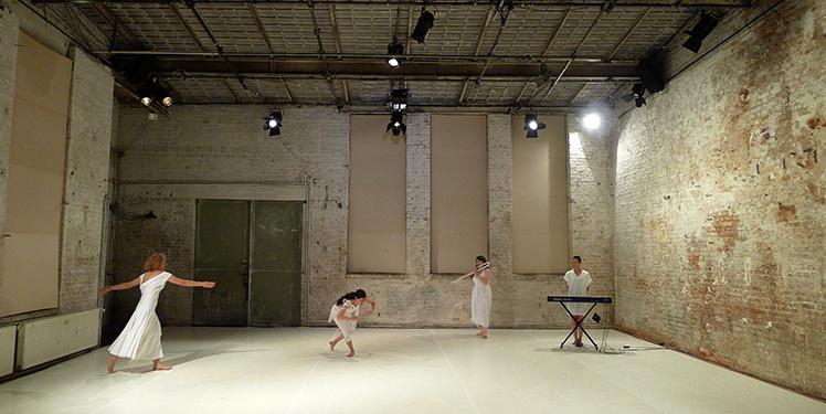 berlin kicks tanz dock 11 Improvisation Xchange