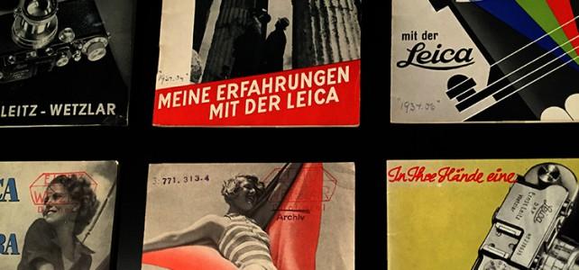 Augen auf! 100 Jahre Leica