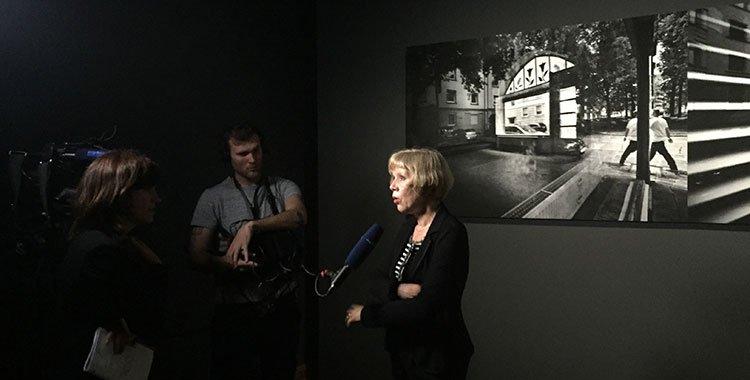 Regina Schmeken Blutiger Boden Tatorte der NSU Martin Gropius Bau BerlinKicks berlin kicks
